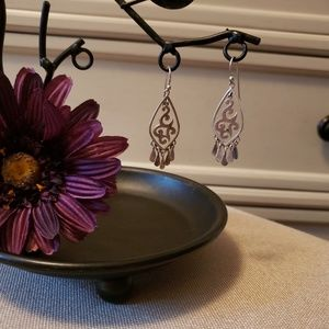 Vintage silpada earrings